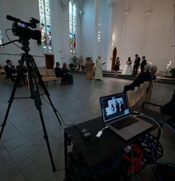 Wedding Live Stream Services in Cleveland Ohio