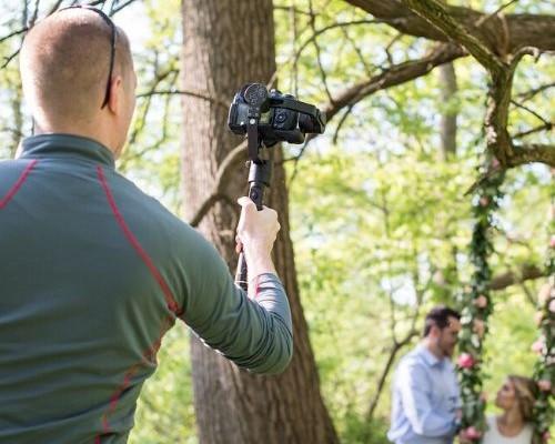 Wedding Videographer Working In Canton, Ohio
