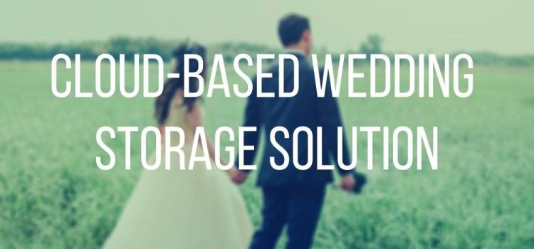 Elite Entertainment Offers Cloud Storage For Weddings